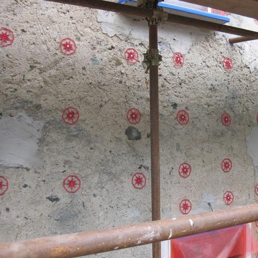 Realizzazione di un cappotto su una muratura portante in - Casa in muratura portante ...